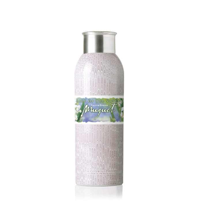 30g finest quality Italian talcum powder