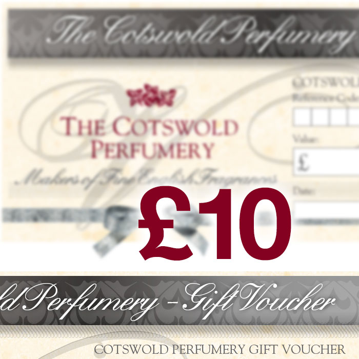 A ten pound gift voucher.